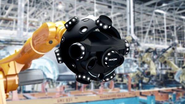 3D Robotized dimensional inspection